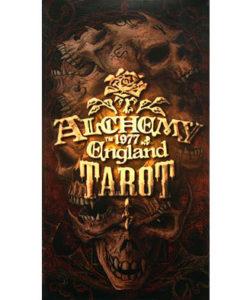 Таро Alchemy England (Алхимия 1977 Английское)