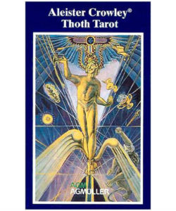 Таро Aleister Crowley Thoth 'Pocket'