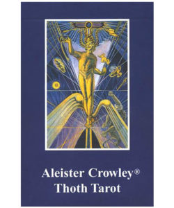 Таро Aleister Crowley Thoth 'Standard'