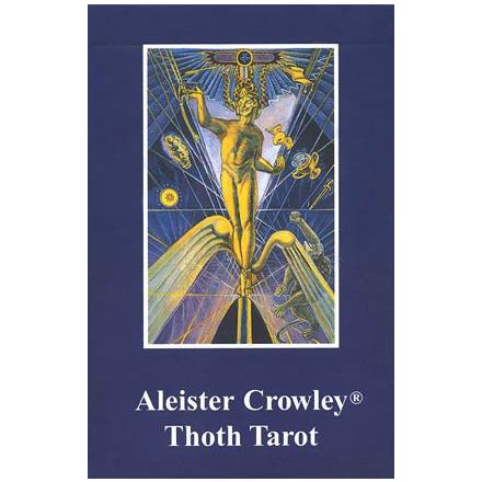 Таро Aleister Crowley Thoth 'Standard'