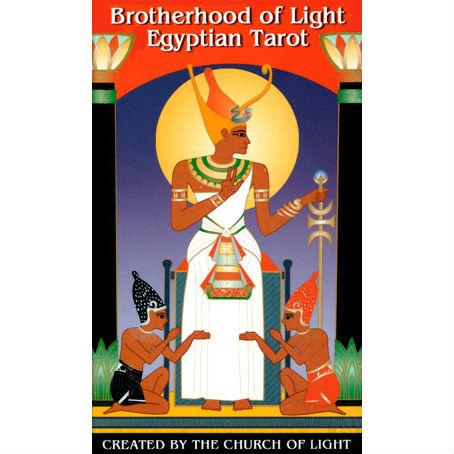 Таро Brotherhood of Light Egyptian (Египетское Братство Света)