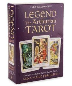 Таро Legend Arthurian 'подарочное'