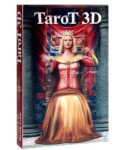 Таро Универсальное Голографическое 3D