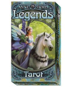 Таро Legends Anne Stokes (Легенды Энн Стокс)