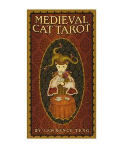 Таро Medieval Cat (Средневековое таро Кошек)