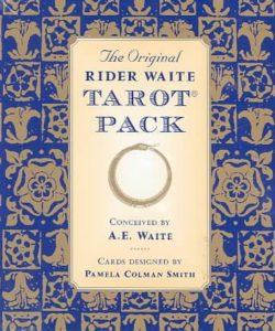 Таро Original Rider Waite (Оригинальное Райдера-Уэйта)