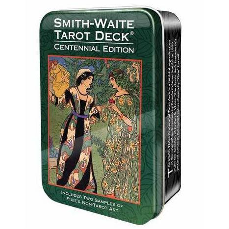 Таро Smith-Waite Centennial Tarot Deck