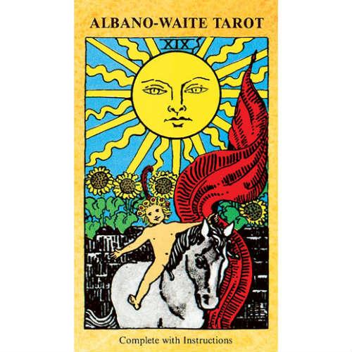 Таро Albano-Waite