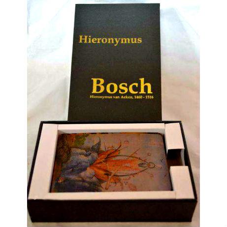 Bosch (Босх) метафорические карты