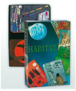 Habitat (Хабитат) метафорические карты