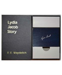 Lydia Jacob Story (История Лидии Якоб) метафорические карты