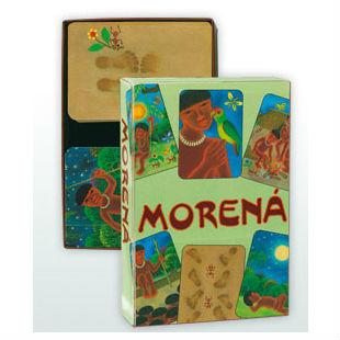 Morena (Морена) метафорические карты