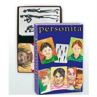 PERSONITA (Персонита) метафорические карты