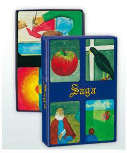 Saga (Сага) метафорические карты