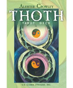 Таро Aleister Crowley Thoth (Large)