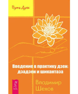 """Шехов В. """"Введение в практику дзен. Дзадзен и шикантаза"""""""