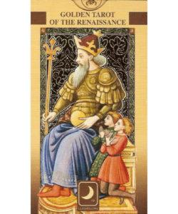 Таро Golden Tarot Of Renaissance (Золотое Флорентийское)